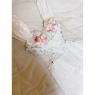 ローブ(ROBE)のローブドフルール Sサイズ キャバ ドレス(ミニドレス)