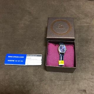 オリエント(ORIENT)の❤️オリエント トノー型 レディースウォッチ❤️ビジネスシーンにピッタリ(腕時計)