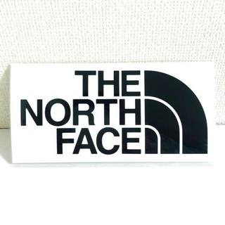 ザノースフェイス(THE NORTH FACE)のノースフェイス ステッカー THE NORTH FACE カッティングステッカー(ステッカー)
