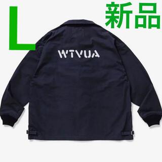 ダブルタップス(W)taps)の新品 L WTAPS D2 JACKET ジャケット 20SS WTVUA (ナイロンジャケット)