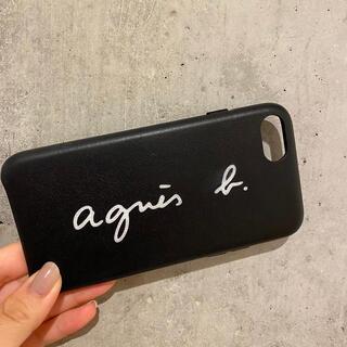 アニエスベー(agnes b.)のアニエスベー iPhone8ケース(iPhoneケース)
