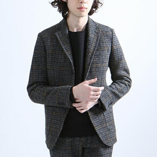 Harris Tweed - Harris Tweed × Freak's store ジャケット