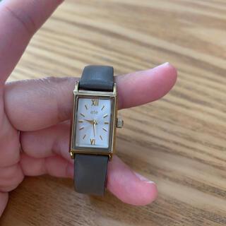 エテ(ete)のぽん様専用 エテ 時計(腕時計)