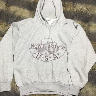 ニューバランス(New Balance)のニューバランス オーバーサイズパーカー(パーカー)