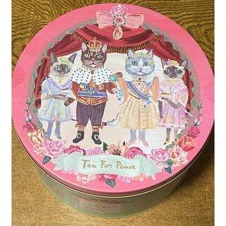アフタヌーンティー(AfternoonTea)の缶のみ アフタヌーンティー ナタリーレテ 紅茶の日(その他)