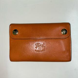イルビゾンテ(IL BISONTE)のイルビゾンテ 折りたたみ財布(折り財布)