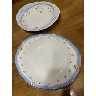 ノリタケ(Noritake)のノリタケ カレー皿 トゥルーラブ ハナサラサ オーバルボウル プレート(食器)