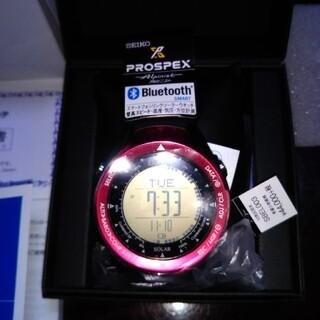 セイコー(SEIKO)のSEIKO PROSPEX Alpinist SBEL003(新品 未使用)(腕時計(デジタル))