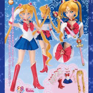 ボークス(VOLKS)の【新品】DDS セーラームーン Sailor Moon フルセット ドール DD(アニメ/ゲーム)