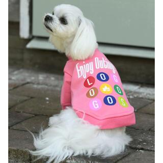 ロゴス(LOGOS)の新品★ロゴス ナインボールスウェット/犬服(ドッグウェア)(犬)