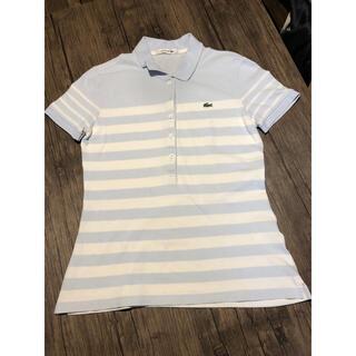 ラコステ(LACOSTE)のLACOSTE ポロシャツ(Tシャツ/カットソー)