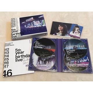 ノギザカフォーティーシックス(乃木坂46)の乃木坂46 5th year birthday live  (アイドル)