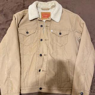 GW sale!levis boa sherpa jacket(Gジャン/デニムジャケット)