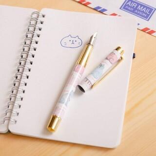 リサラーソン(Lisa Larson)の日経WOMAN 11月号 付録 リサラーソン万年筆(ペン/マーカー)