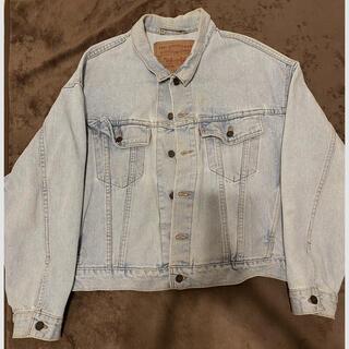 80's levis denim jacket vintage(Gジャン/デニムジャケット)
