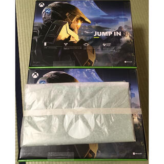 エックスボックス(Xbox)のXbox Series X【Amazon.co.jp特典】&通常版の2個セット(家庭用ゲーム機本体)
