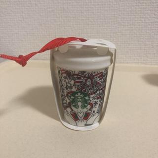 スターバックスコーヒー(Starbucks Coffee)のmaki様専用【未使用】スターバックス 2017 オーナメント(その他)