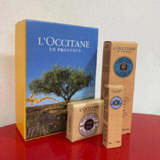 ロクシタン(L'OCCITANE)のロクシタンギフトセット+Froschミニサイズ洗剤(その他)