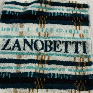 ザノベッティー(ZANOBETTI)のZANOBETTIのハンドタオル(その他)
