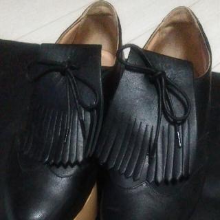 ヴィヴィアンウエストウッド(Vivienne Westwood)の【中古】viviennewestwood ロッキンホースゴルフ UK6(ローファー/革靴)