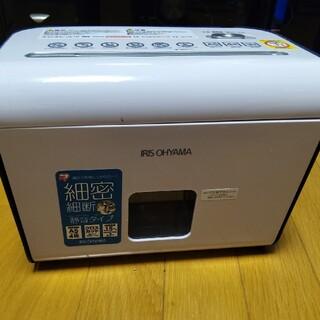 アイリスオーヤマ(アイリスオーヤマ)のそらさん専用アイリス 卓上細密シュレッダー PS4HSI(オフィス用品一般)