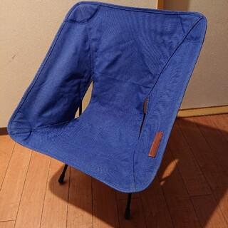 モンベル(mont bell)のヘリノックス コンフォートチェア ブルー(テーブル/チェア)