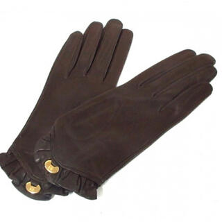 ロエベ(LOEWE)の【美品】LOEWE  ロエベ 手袋   レディース(手袋)