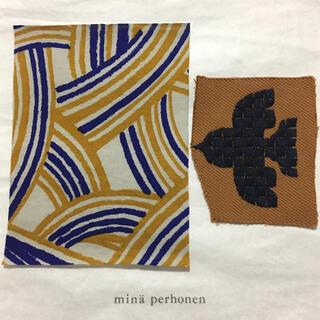 ミナペルホネン(mina perhonen)のミナペルホネン ハギレ #118(生地/糸)