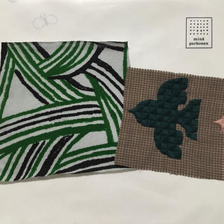ミナペルホネン(mina perhonen)のミナペルホネン ハギレ #119(生地/糸)