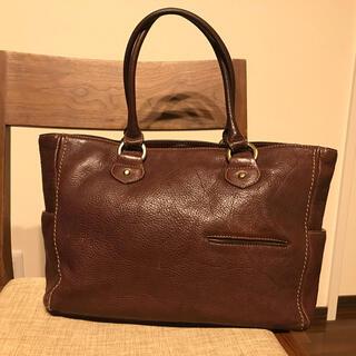 ツチヤカバンセイゾウジョ(土屋鞄製造所)の土屋鞄 オイルヌメ トートバッグ  (トートバッグ)