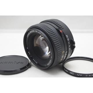 マミヤ(USTMamiya)のマミヤ セコール 645 SEKOR C 80mm F2.8 N(レンズ(単焦点))