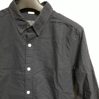 トゥモローランド(TOMORROWLAND)のBLUE WARK ブルーワーク 隠しボタンダウン シャツ(シャツ)