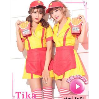 デイジーストア(dazzy store)のTiKa バーガーショップガール コスプレ(コスプレ)