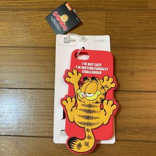 ジーユー(GU)の新品定価1,639円 GU ガーフィールド コラボ iPhoneケース2個セット(iPhoneケース)