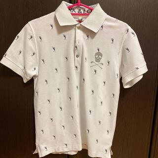 マークアンドロナ(MARK&LONA)のマークアンドロナ ゴルフ ポロシャツ(ウエア)