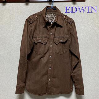 エドウィン(EDWIN)のメンズ ジャケット シャツ EDWIN L(Tシャツ/カットソー(七分/長袖))