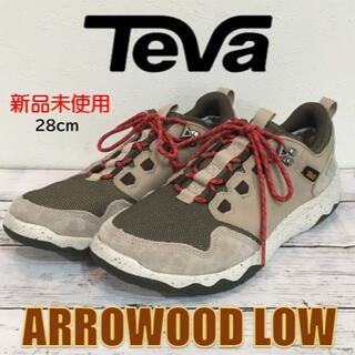 テバ(Teva)の新品未使用 テバ TEVA ARROWOOD LOW WP 28㎝(登山用品)
