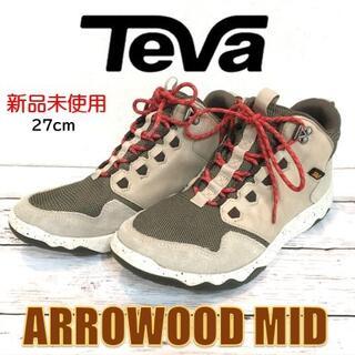 テバ(Teva)の新品未使用 テバ TEVA ARROWOOD MID WP 27㎝(登山用品)