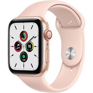 アップルウォッチ(Apple Watch)の【44mm / GPS + Cellularモデル】Apple Watch SE(その他)