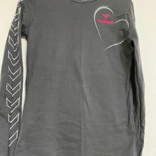 ヒュンメル(hummel)のTシャツ 長袖 レディース(Tシャツ(長袖/七分))