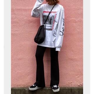 アメリヴィンテージ(Ameri VINTAGE)の【新品・未使用】定価1万1000円 フォトロンT(Tシャツ/カットソー(七分/長袖))