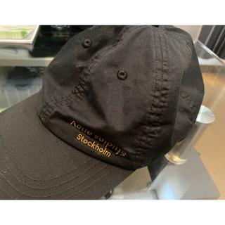 アクネ(ACNE)のacne studios 帽子 キャップ(キャップ)