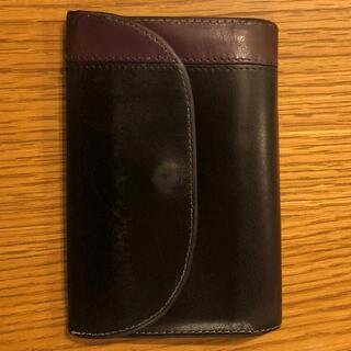 ホワイトハウスコックス(WHITEHOUSE COX)のビームス別注 ホワイトハウスコックス  3FOLD ウォレット (折り財布)