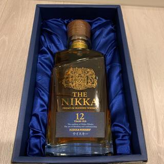 アサヒ(アサヒ)のthe nikka 12 ウイスキー 700ml(ウイスキー)