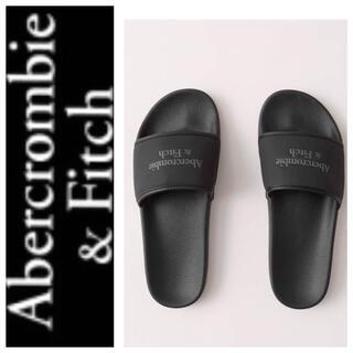 アバクロンビーアンドフィッチ(Abercrombie&Fitch)の27cm◎新品正規品◎アバクロ◎サンダル◎L◎送料込 (サンダル)