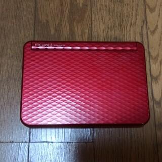 カシオ(CASIO)のCASIO  EX-word XD-Z7300 レッド(その他)