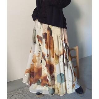 アメリヴィンテージ(Ameri VINTAGE)の新品タグ付き Ameri vintage スカート(ロングスカート)