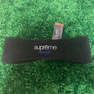 シュプリーム(Supreme)のSupreme Polartec Headband Black 18aw(ニット帽/ビーニー)