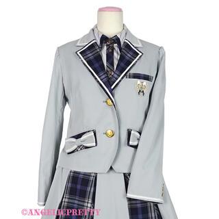 アンジェリックプリティー(Angelic Pretty)のAngelic Pretty Bunny College ジャケット サックス(テーラードジャケット)