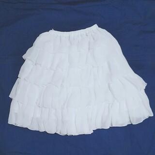 ヴィクトリアンメイデン(Victorian maiden)のスカート(ひざ丈スカート)